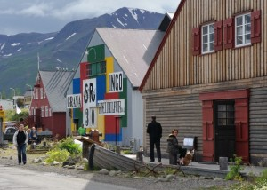 Icelandic Adventures - Herring museum - Herring town tour